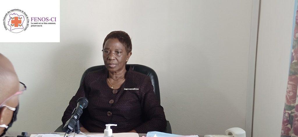 FENOSCI, système de santé ivoirien, Koné Solange, santé communautaire,